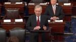 U.S. Senator McConnell comments on FBI Director Comey's dismissal