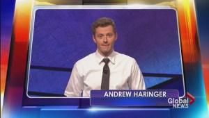 Squamish man won 5 straight days on Jeopardy