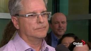 'We had no idea there were no fences': Gregg Perras