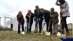 Habitat for Humanity breaks ground on new project