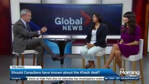 Should Omar Khadr's deal been made public?