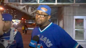 Jays fans react to ALCS Game 3