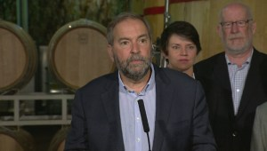 Economic numbers show Canada is ready for change: Mulcair