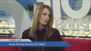 Tips for staying healthy while flying