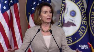 Nancy Pelosi calls Greg Gianforte a 'Donald trump wannabe'