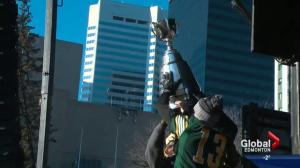 Eskimos' fans celebrate first Grey Cup victory in a decade