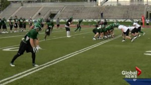 Healthy Saskatchewan Huskies ready for opening day