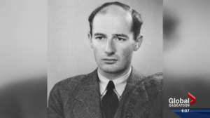A tribute to Raoul Wallenberg