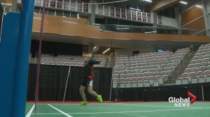 Top badminton players in the world shuttle to Calgary for elite competition