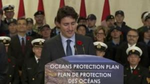 'I want you to know why I cherish this place:' PM Trudeau on protecting B.C.'s West Coast