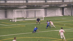 HIGHLIGHTS: CIS Men's Soccer Pronghorns vs Wesmen – Aug 24