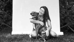 Photographer shines light on pit bulls with new project