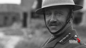 Soldier's lost diary reveals incredible details on WWI