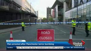 ISIS claims responsibility for suicide bombing in Manchester