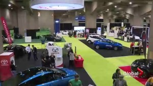 Montreal's first electric vehicle show
