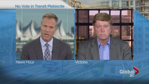 Transit plebiscite: What happens to planned construction projects?