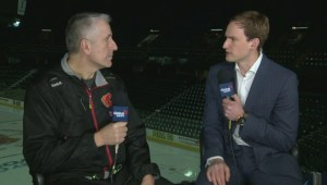 Raw: Flames head coach Bob Hartley