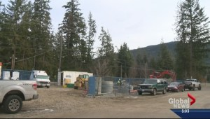 Construction underway on Sicamous water treatment plant