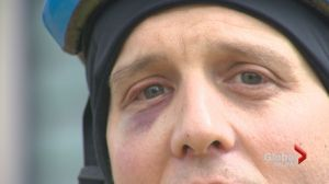 Halifax Father and son assaulted while cycling