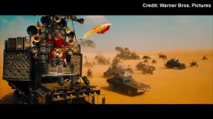Movie trailer: Mad Max – Fury Road