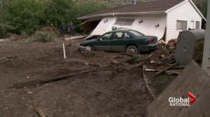 Recovering from flood in Cache Creek, B.C.