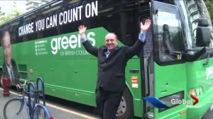 Greens release full party platform