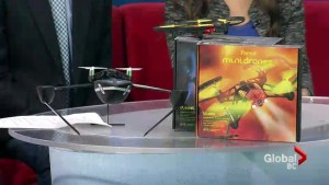 Tech Talk: Drones for kids of all ages