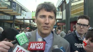 Vancouver Mayor Gregor Robertson under fire for his spending