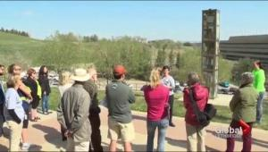 Jane's Walk encourages southern Albertans to learn what's around them