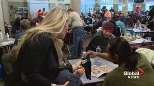 Calgarians show generosity to less fortunate this Thanksgiving