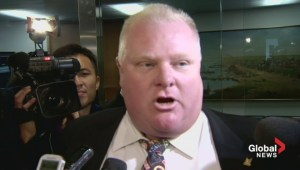 Rob Ford selling infamous crack confession necktie on eBay
