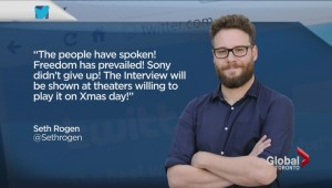 Sony, YouTube will stream 'The Interview' online