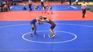 Transgender boy competes in girls' wrestling championship in Texas