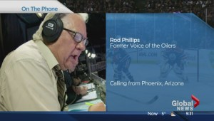 Former voice of the Oilers Rod Phillips weighs in on Edmonton winning the NHL draft lottery
