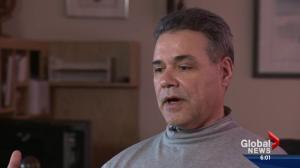 Avalanche survivor speaks