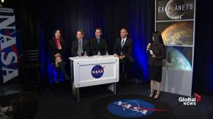 NASA scientists explain why discovery of 7 exoplanets is significant