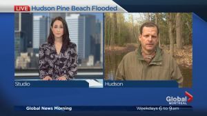 Flooding raises questions about residential condo project