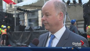 NS PC Leader Jamie Baillie speaks about film tax credit changes