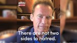 Arnold Schwarzenegger slams Trump's response to Charlottesville