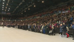 Over 6,000 residents pay respects at Harbour Station