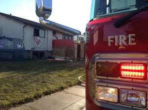 Calgary Police investigate 4th fire at same Marlborough house in a month