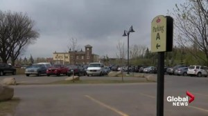 Free parking at Heritage Park a thing of the past