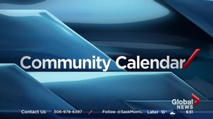 Saskatoon Community Calendar – July 25