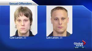 Twin sex offenders released in Edmonton show long history of deviant behaviour