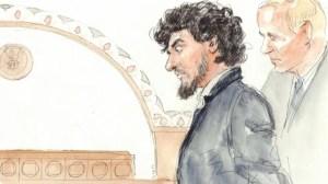 Dzhokhar Tsarnaev attends pre-trial hearing