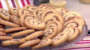 Saturday Chefs: Purdy's peppermint bark pinwheel cookies