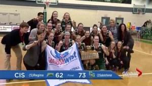 Huskies beat Cougars in all-Saskatchewan Canada West rematch