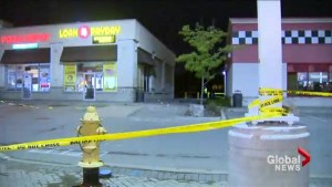 Teen in serious condition after stabbing at north Etobicoke plaza