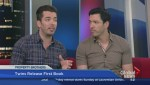 Property Brothers share new book