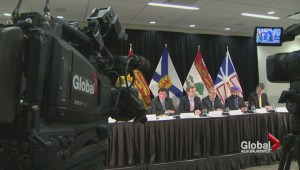 Atlantic Premiers meet in Fredericton